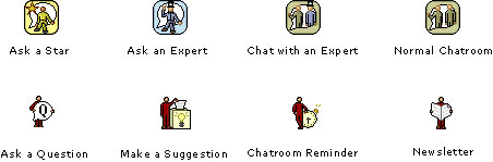 chatroom icons